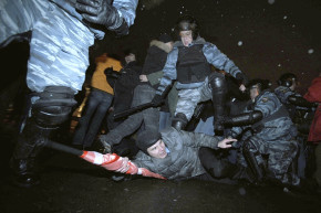 Russians Are Using YouTube To Report Police Brutality