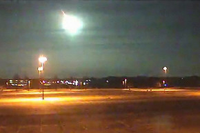 This Fireball Lit Up The Sky Over Wisconsin