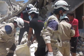 White Helmets Missed Oscars To Save Syrian Lives