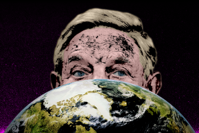 How George Soros Became The Right's Biggest Boogeyman