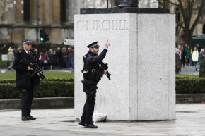 British Members Of Parliament On Lockdown After Attack