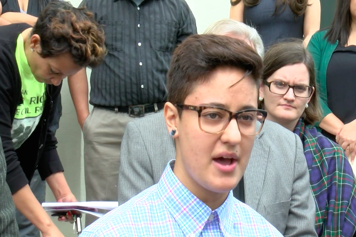 DREAMer Daniela Vargas to be released, her attorney says