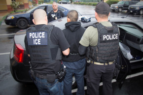 Ramped-Up ICE Raids Seek To Force Sanctuary Cities Into Submission