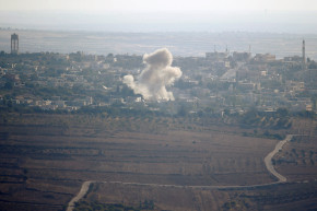 Israel Strikes Syria And Sets New Red Lines