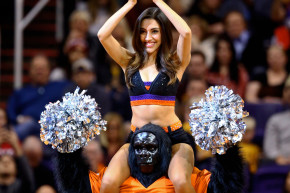 The Phoenix Suns' Gorilla Is An Ankle-Saving Hero