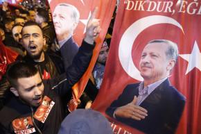 Turkey's Erdogan: The Dutch Are 'Nazi Remnants'