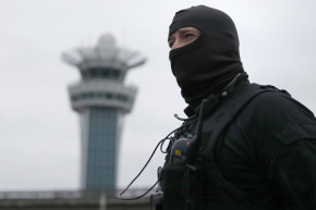 Man Killed At Paris Airport After Trying To Take Soldier's Gun