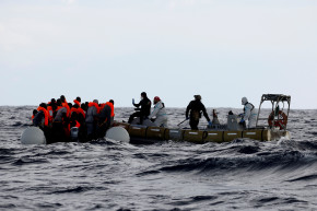 146 Migrants Thought Dead After Boat Sinks In Mediterranean