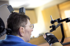 Brain Implant Helps Paralyzed Man Move His Arm Again