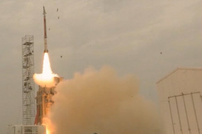 Israel Test Launches Anti-Missile Interceptor