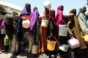 Al-Shabab Is Using Somalia's Hunger Crisis To Win Support