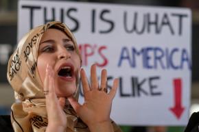 Federal Judges Freeze Trump Travel Ban 2.0