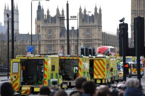 Anti-Muslim Sentiment In England Swells After Shooting At Parliament