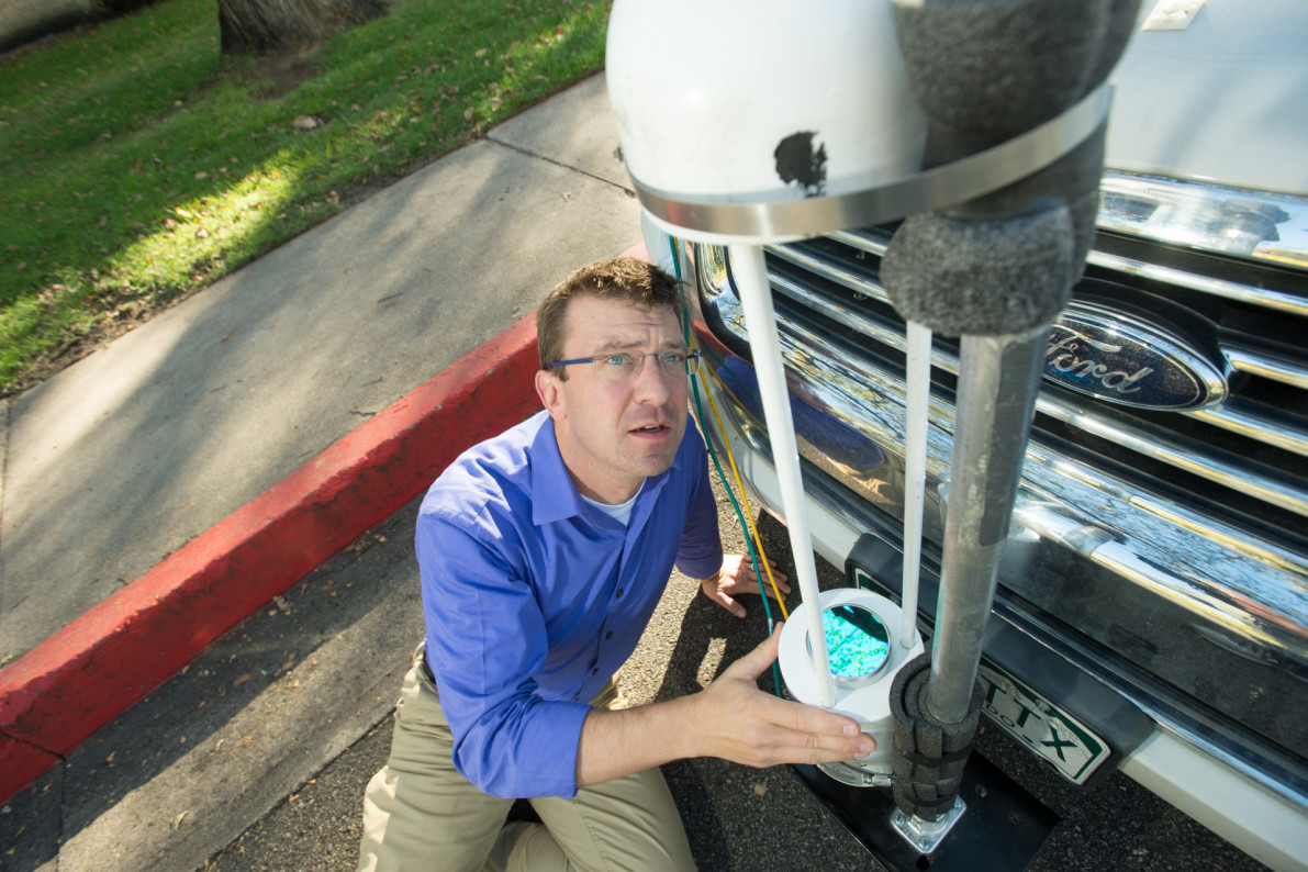 Google Street View Cars Are Now Helping to Track Methane Leaks
