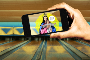 Augmented Reality Is Entering The House Of God