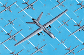 'Motley Crew' Is The Unsettling Future Of Drone Warfare