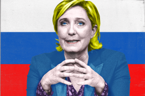 Russia's Fake News Crusade Is Still Pushing For Le Pen
