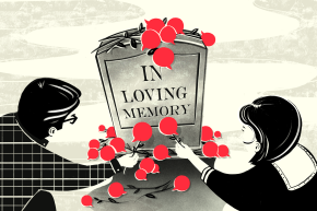Deaths Really Do Bring Friends Closer Together — At Least On Facebook