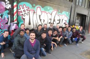 Uber Employees Help Create Tone-Deaf '#Undelete' Mural