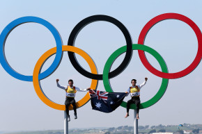 Report: Olympic Advertising Monopoly Discovered In Australia