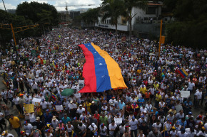 12 People Killed In Venezuela Following 'Mother Of All Protests'