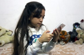 Syrian Girl, Famous For Tweets, Welcomes Trump's Airstrike