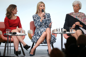 Ivanka Gets Booed For Calling Trump A 'Champion For Families'