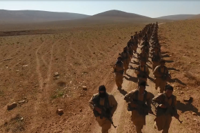 ISIS Threatens U.S.-Led Campaign In Raqqa With Sleek New Video