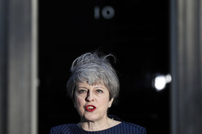 British PM Theresa May Announces Early Elections