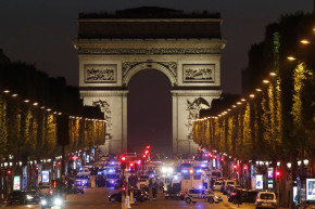 Paris Shooter Identified As Karim Cheurfi