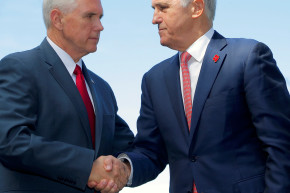 Pence Assures Australia U.S. Will Honor Refugee Deal