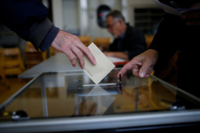 French Voter Turnout Slightly Down In Nail-Biting Elections