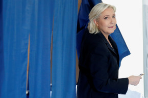 Pro-Trump Americans Tweet For A Le Pen Presidency In France