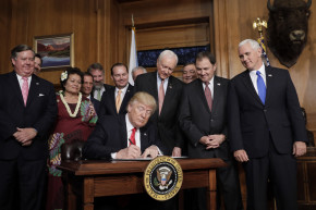 Tribes Upset Over Trump Order To Review National Monuments