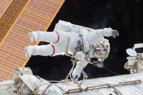 NASA's Spacesuits Are Over 40 Years Old And Are Falling Apart