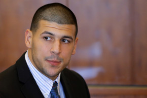 Aaron Hernandez's Brain Donated To CTE Researchers