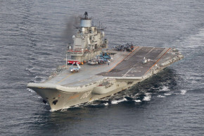 Russians Think Billions For Aircraft Carrier Should Go Elsewhere