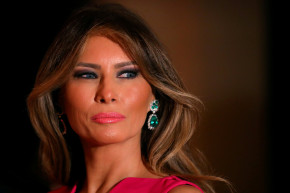 Melania Trump Settles Her Daily Mail 'Escort' Suit