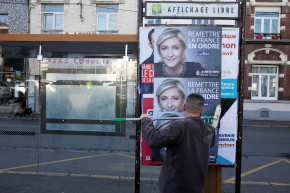 Meet The French Minorities Voting Le Pen