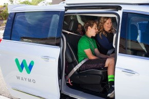 How Google's Self-Driving Cars Followed Uber To Arizona