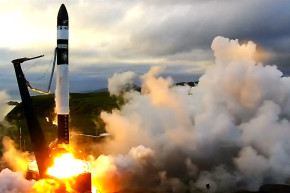 3D-Printed Rocket Blasts Off To Space