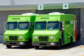 Amazon's Next Takeover: Grocery Stores