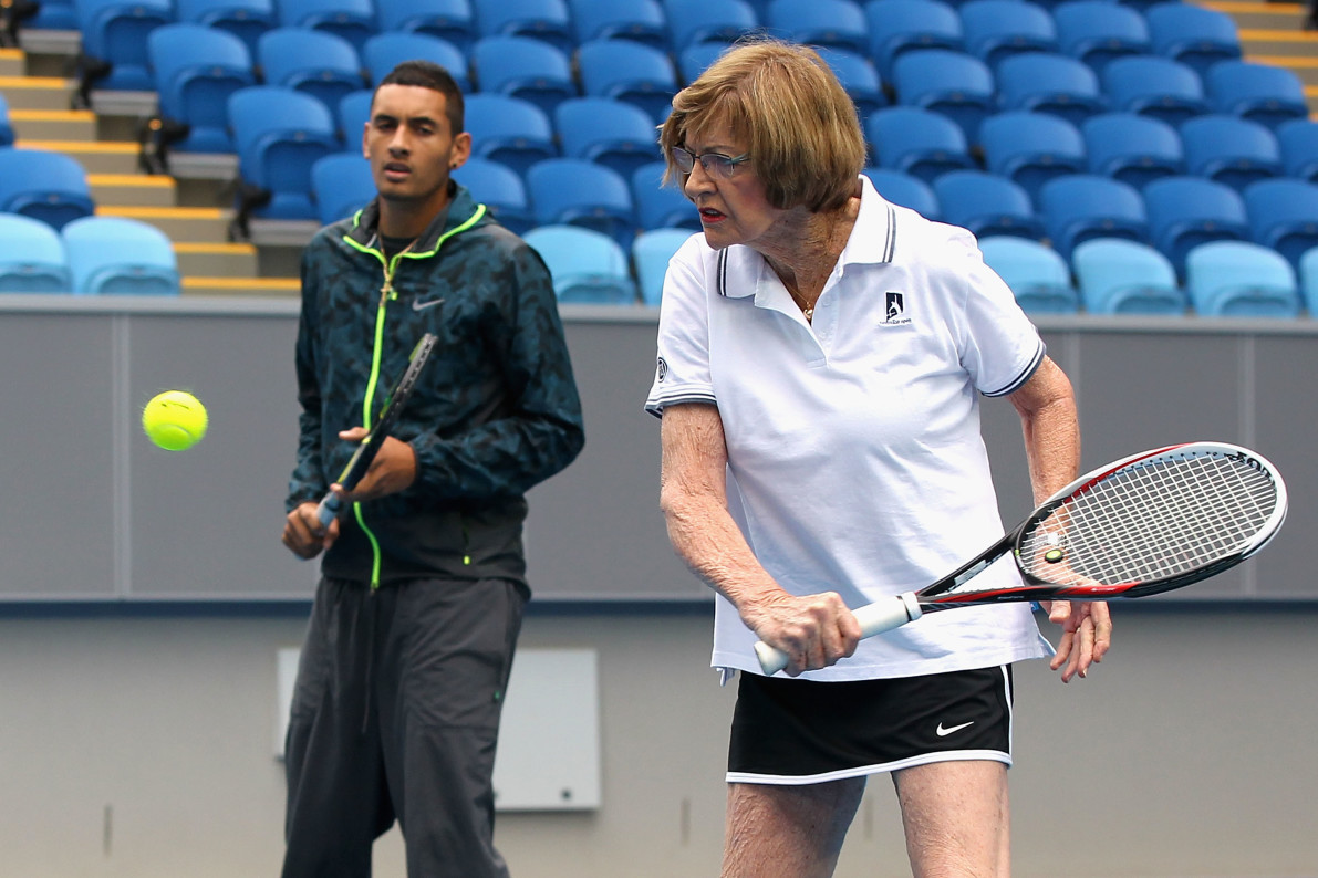 Lesbians Are Turning Kids Gay Says Tennis Icon Margaret Court