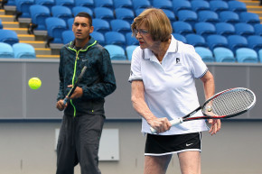 Lesbians Are Turning Kids Gay, Says Tennis Icon Margaret Court