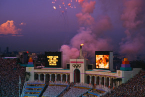 Activists Take On LA's 2024 Olympics Bid