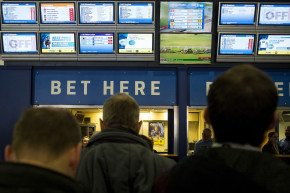 Legal Sports Gambling Is Back On The Table