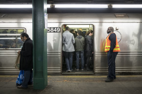 How Riding Subways And Buses Makes Communities Thinner