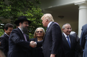 Not Even Evangelicals Support Trump's 'Religious Liberty' Order
