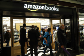 Amazon's Book Store Serves As An Ad For Prime Memberships