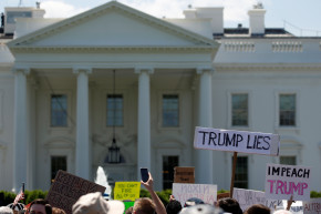 Calls To Impeach Trump Reach New Heights Online